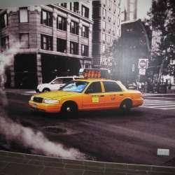 Paper Taxi de New York